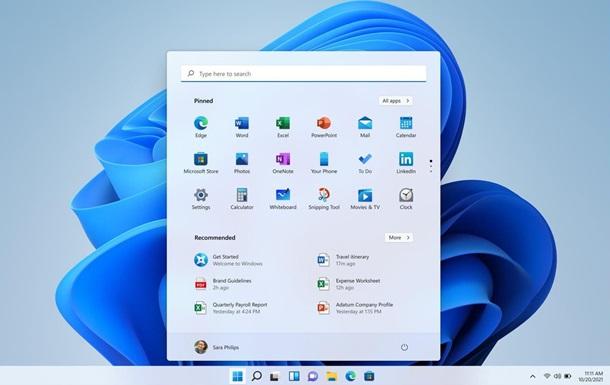Microsoft выпустила Windows 11