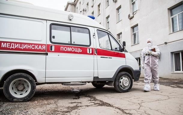 В Крыму новый антирекорд прироста COVID