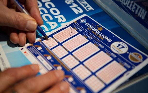 Джекпот Євромільйонів вже досяг 178 мільйонів євро, виграти приз онлайн може будь-який житель України