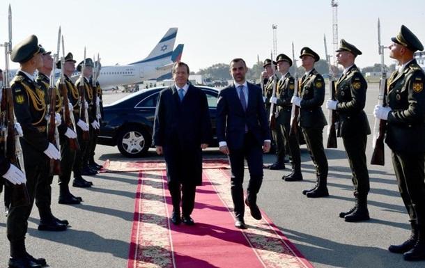 В Україну прибув президент Ізраїлю