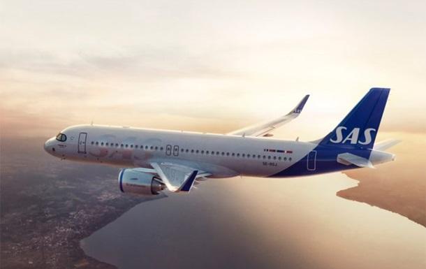 Scandinavian Airlines запустить прямий рейс з Києва до Стокгольма