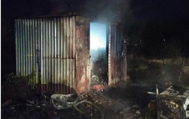 В Татарстане двое людей сгорели в запертой снаружи бане