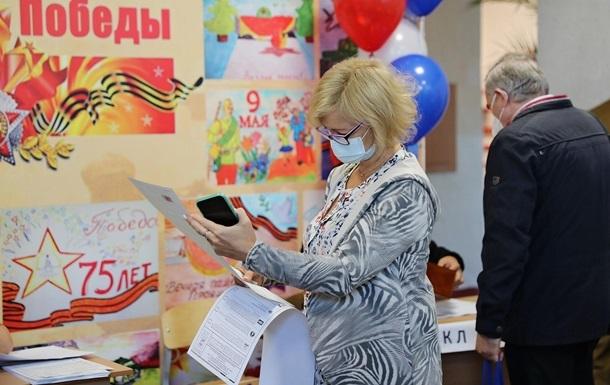 Затверджено санкції за  вибори  в Криму і ОРДЛО