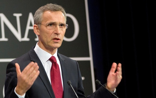 Украина станет членом НАТО, но `не завтра` - Столтенберг