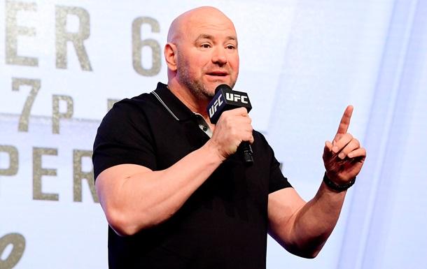 Президент UFC закликав не порівнювати його організацію з ММА