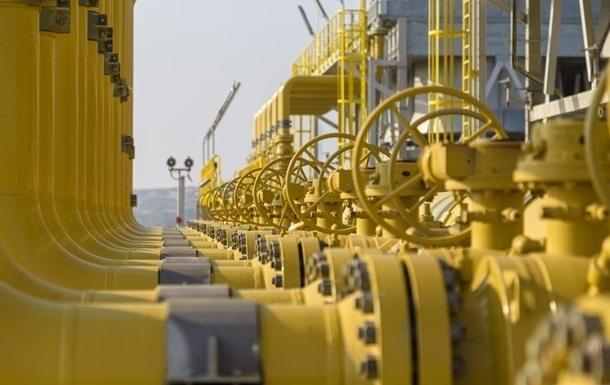 На рынке газа  качели : цена упала на $200 за 10 минут