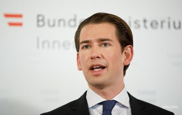 В Австрії проходять обшуки в офісі канцлера у справі про корупцію