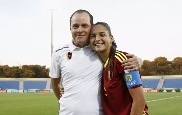 Скандал в женской сборной Венесуэлы по футболу