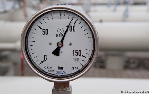 Ціна на газ впала на 650 доларів за день