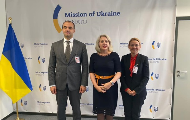 Украина просит поддержки у НАТО в сохранении транзита газа
