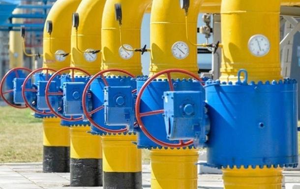 Украина рекордно увеличила импорт газа