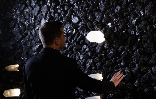 Бабий Яр: Зеленский принял участие в открытии Кристаллической стены плача