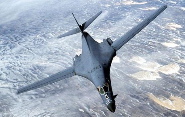 США перекинули в Європу чотири бомбардувальники