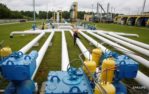 Ціна на газ в Європі впала нижче за 1000 доларів