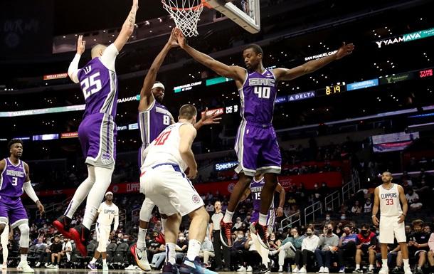 НБА: Сакраменто переміг. Лень провів середній матч