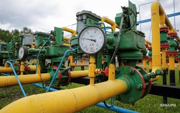 Україна різко збільшила відбір газу зі сховищ