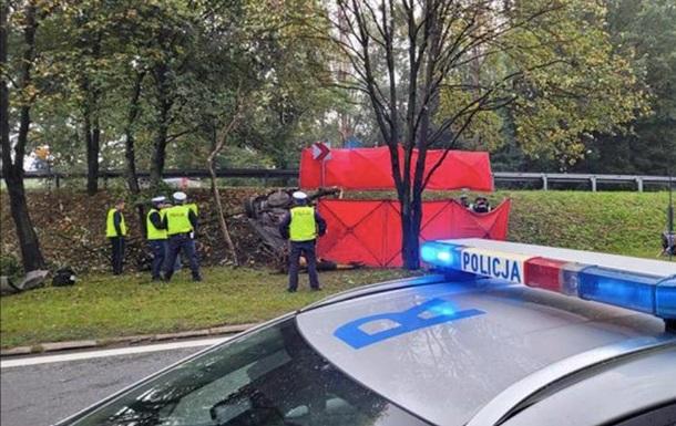 У ДТП у Польщі загинули українці: їм було 21 і 22 роки