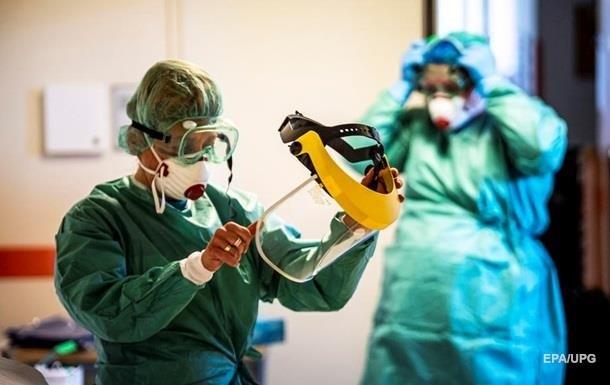 МОЗ опублікувало статистику епідемії COVID в Україні з початку року