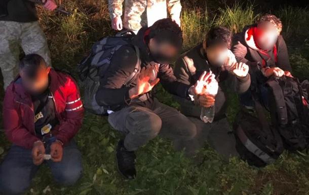 На українському кордоні зі стріляниною затримали нелегалів з Туреччини