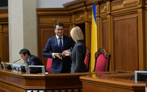 Арахамия о мандате Разумкова: Посмотрим, как будет работать