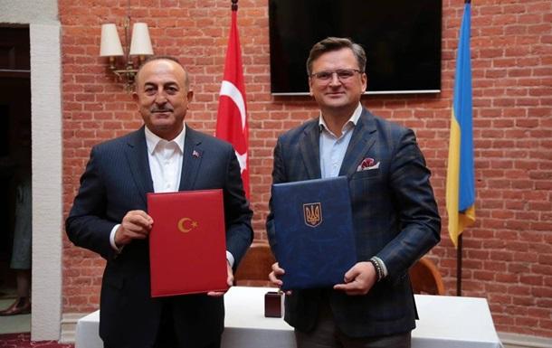 Турция интересуется возможностями Антонова - МИД