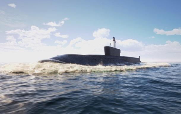 Подлодка США столкнулась с неизвестным объектом в Тихом океане