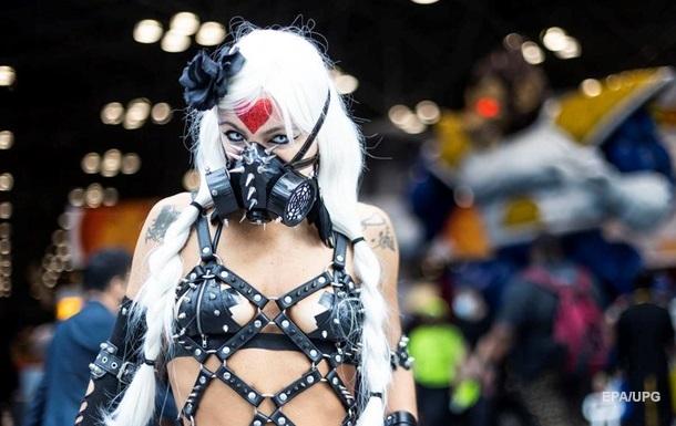 В Нью-Йорке проходит Comic Con. Фоторепортаж