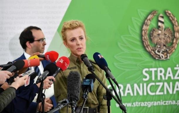 У Польщі заявили про обстріл на кордоні з боку Білорусі