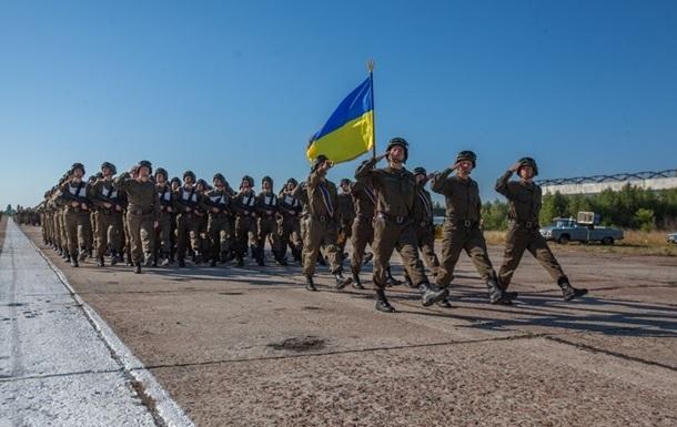 ВСУ впервые проведут парад на Луганщине