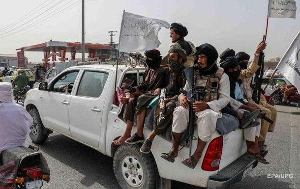 Талібан почав масштабну операцію проти  Ісламської держави