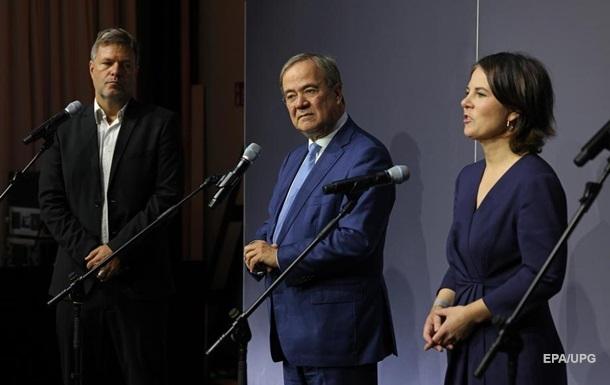 ЗМІ: в Німеччині на переговорах про коаліцію обговорили ПП-2