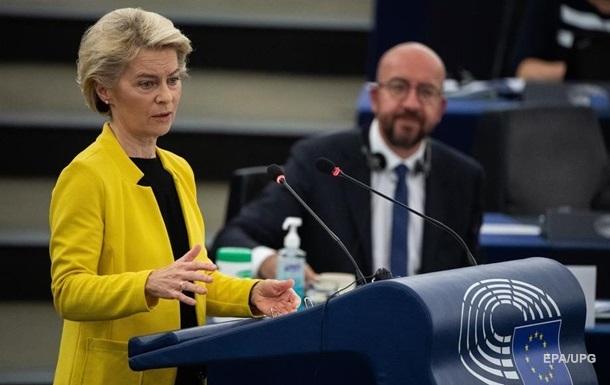 Названо головні теми саміту Україна-ЄС