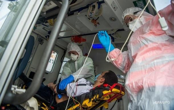 В Киеве более 860 случаев COVID за сутки
