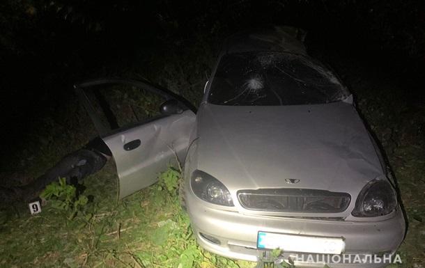 В ДТП на Львовщине погибли двое людей