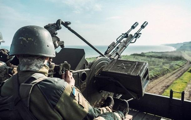 На Донбассе сепаратисты обстреляли позиции ООС