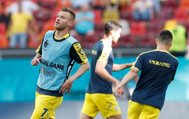 Фінляндія - Україна: стартові склади команд