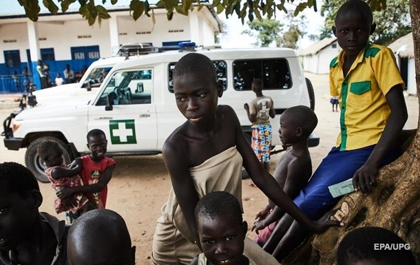 В Конго обнаружен новый случай лихорадки Эбола