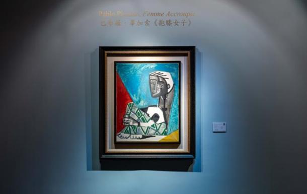 На аукціоні в Гонконгу картину Пікассо продали за $ 24,6 мільйона