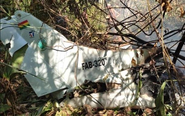 У Болівії розбився літак ВПС, є жертви