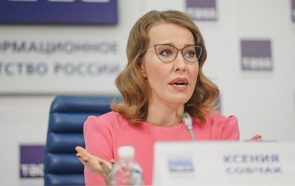 Авто с Ксенией Собчак попало в смертельное ДТП