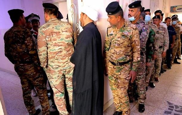 В Іраку пройшли дострокові парламентські вибори