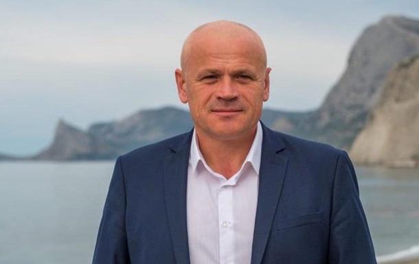 В Крыму `мэр` Судака подал в отставку