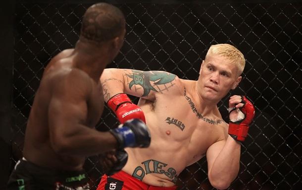 Красивый нокаут в UFC