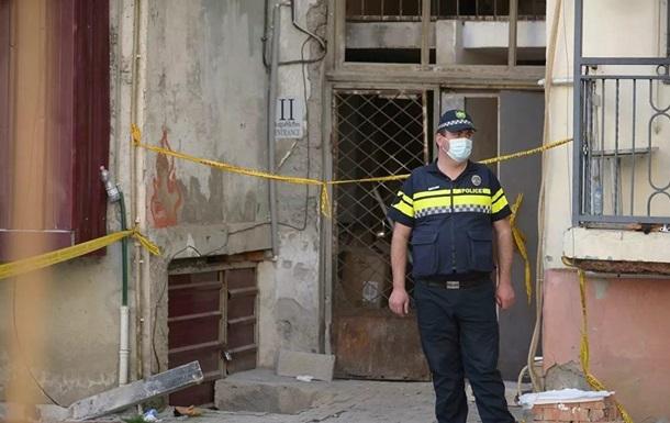 Обрушение дома в Грузии: суд арестовал обвиняемых