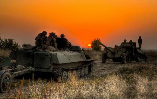 Артилерія ЗСУ відпрацювала протитанкову оборону
