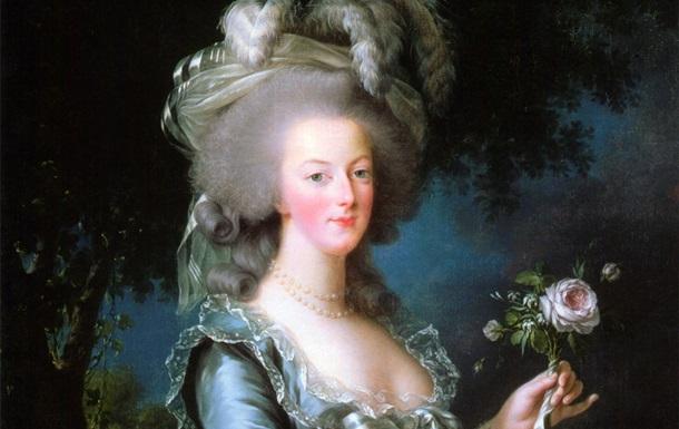 Расшифрованы интимные письма Марии-Антуанетты