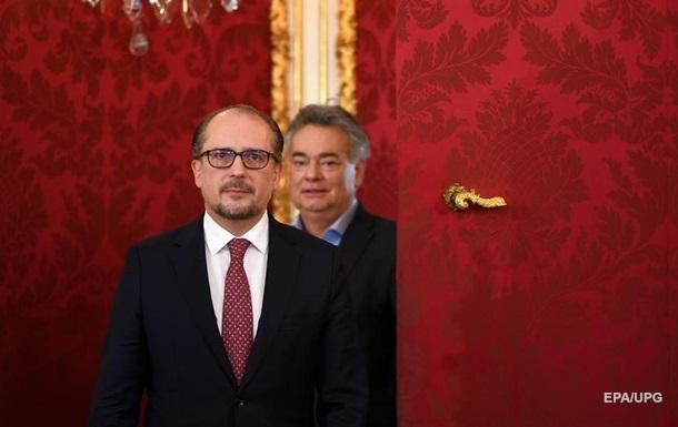 Шалленберг став новим канцлером Австрії