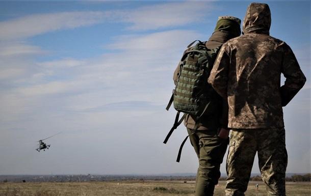 На Донбасі з початку доби чотири обстріли, поранений боєць ЗСУ