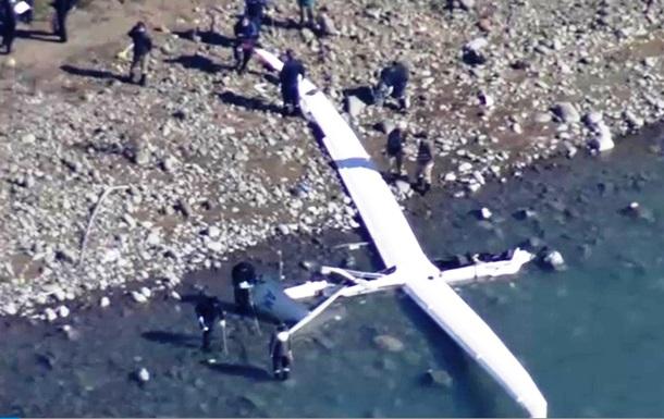 В Японії під час аварії планера загинули двоє людей