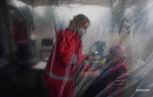В Україні за добу щепили 123 тисячі осіб
